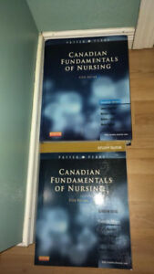 Fundamentals of Nursing Potter and Perry textbook