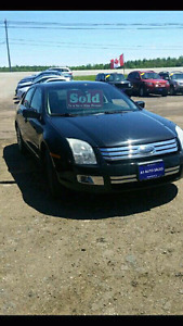 Ford Fusion for parts