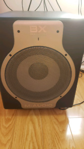 Studio Monitors with subwoofer. Maudio BX5