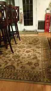 Apple Butter Area Accent Rug. Mint Condition. Prince George British Columbia image 2