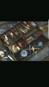 Vintages Fishing Lures and Old Fishing Tackle  Wanted $$$$