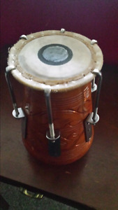 Indian percussion instrument half Mridonga for sale