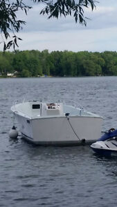 Pacemaker Wahoo 26 Center Console