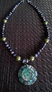 custom made necklace from Kauri, Hawaii
