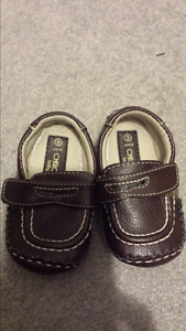 Baby shoes size 3.