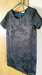 Urban Outfitters Silence + Noise Tunic Style Embossed Dress
