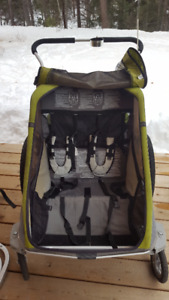 Thule Chariot Cougar Double Stroller