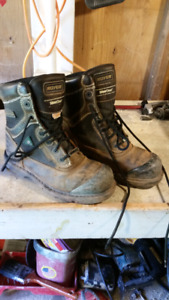 Royer work boots 8.5