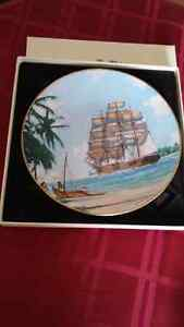 Royal doulton collectors plate. Bora bora