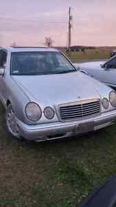 1999 Mercedes Benz AS IS London Ontario image 3