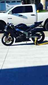 Clean 03 zx6r never stunted
