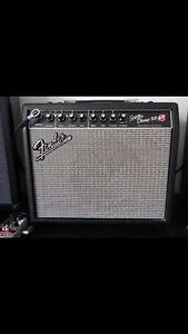 Fender super champ xd ampli guitare