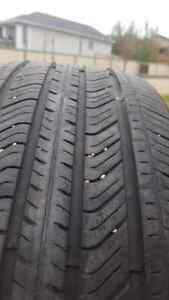 4 tires and rims. Strathcona County Edmonton Area image 3