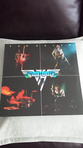VAN HALEN SELF TITLED  VINYL ! 2012 PRESSING ! BRAND NEW !