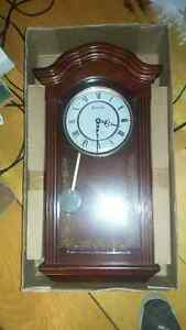 Bulova Clock Still in Box Peterborough Peterborough Area image 2