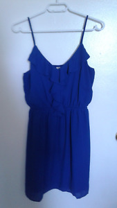 Women's Size Large Summer Dresses And Skirt Lot