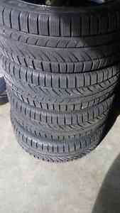 infinity winter tires and rims for sale rims r 5x114.3 Kitchener / Waterloo Kitchener Area image 2