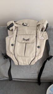 Snugli baby carrier $20