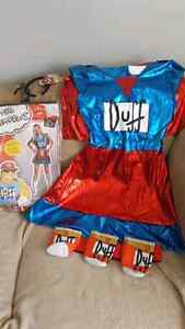 Duff girl costume Kitchener / Waterloo Kitchener Area image 1