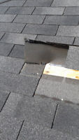 MISSING A SHINGLE? GOT A LEAK? 416-568-3571