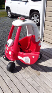Fire Truck Cozy Coupe