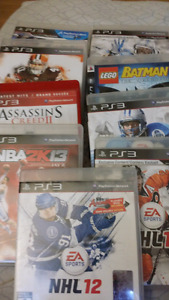 Various ps3 games - need gone! Cheap!!