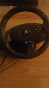 Sterring wheel for ps4