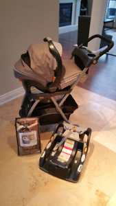 Infant Stroller Car Seat Travel System
