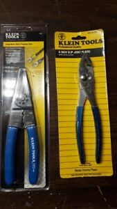Klein Tools Wire stripper and Pliers