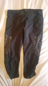 Lululemon running tights