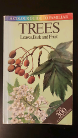 Trees Leaves Bark and Fruit Book