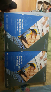 NATIONAL BUILDING CODE OF CANADA volume 1 & 2