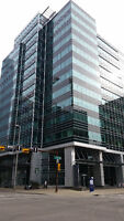 Prime downtown offices available