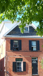 Trent/Fleming Downtown House Rental