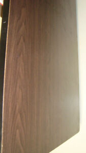 Laminated desk/table top  30X60.
