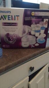 Philips Avent Natural handheld Single Electric Pump