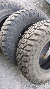 LT265/75/r16 MUTEKI MT TIRES