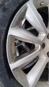 "20"" Ford Rims & Tires (From Ford Flex) Stratford Kitchener Area image 2"