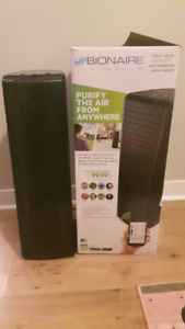 Bionaire® 99.99% True HEPA  Smart Air Purifier