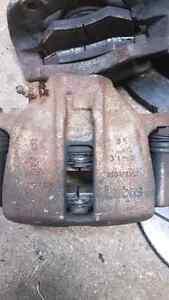 Vw mk3 GTI brake kit (280mm) Kitchener / Waterloo Kitchener Area image 3