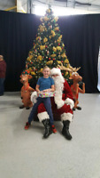 Santa Claus available for Christmas Parties