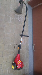 Taille bordure homelite Weed eater