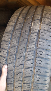 4 tires 275/60R20