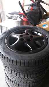 infinity winter tires and rims for sale rims r 5x114.3 Kitchener / Waterloo Kitchener Area image 3