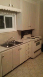 Nice two bedroom heat and lights incl. One bedrooms available to