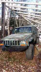 Jeep comanche projects