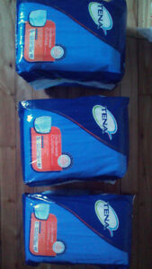 Culottes / couches protectrices Tena Underwear / diapers XL, S
