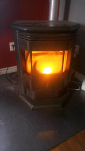 Whitfield Pellet Stove