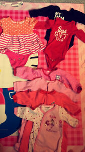 Baby girl clothes & items