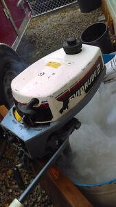 2hp boat motor